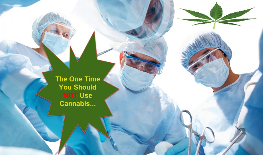 surgery and medical marijuana