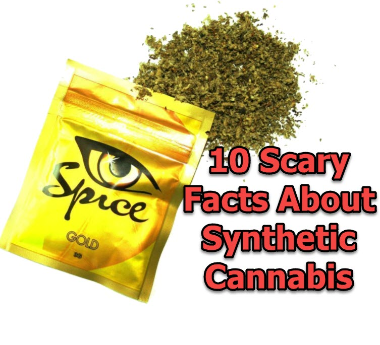 synthetic marijuana facts