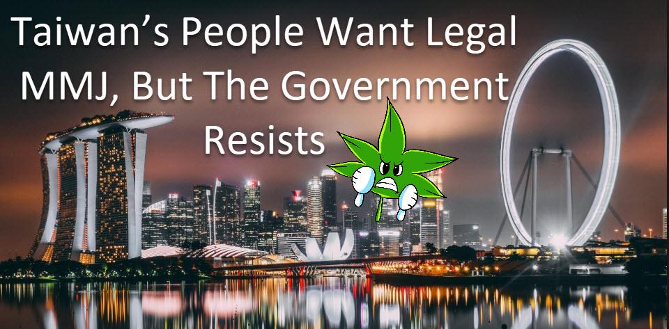 taiwan legal marijuana
