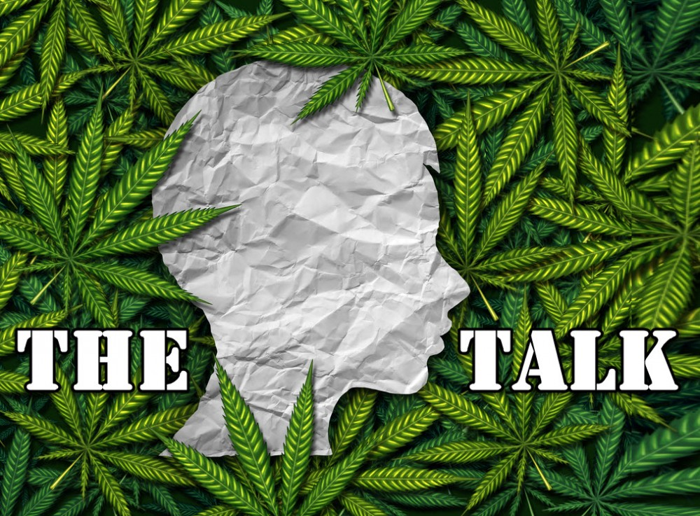 cannabis talk with kids