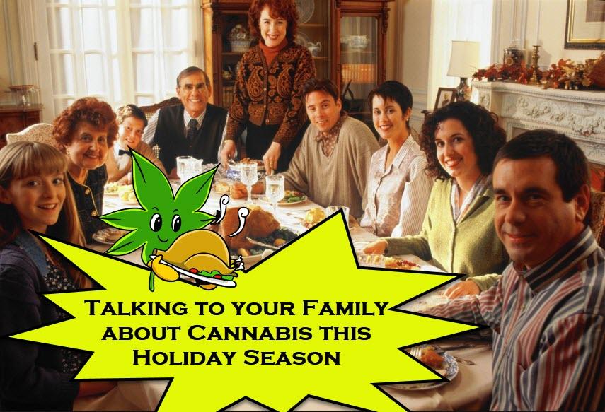 cannabis family talk