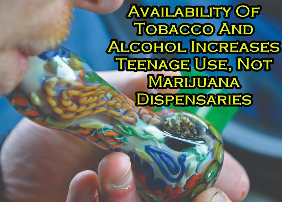 cannabis teen use