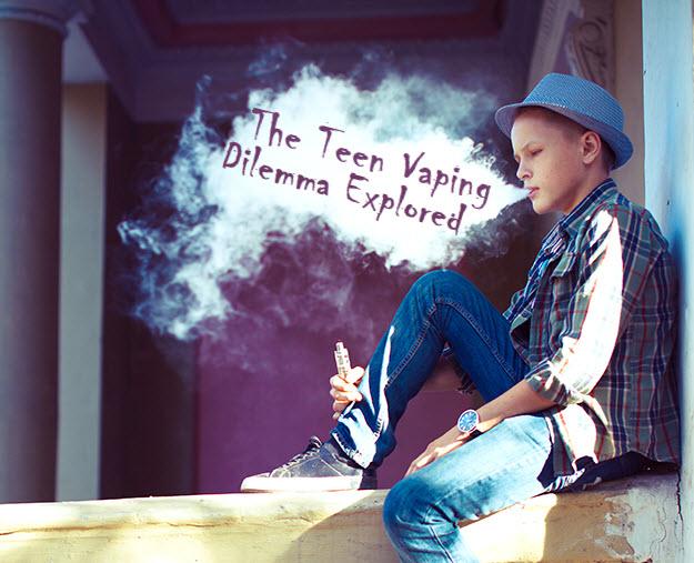 teen vaping explored