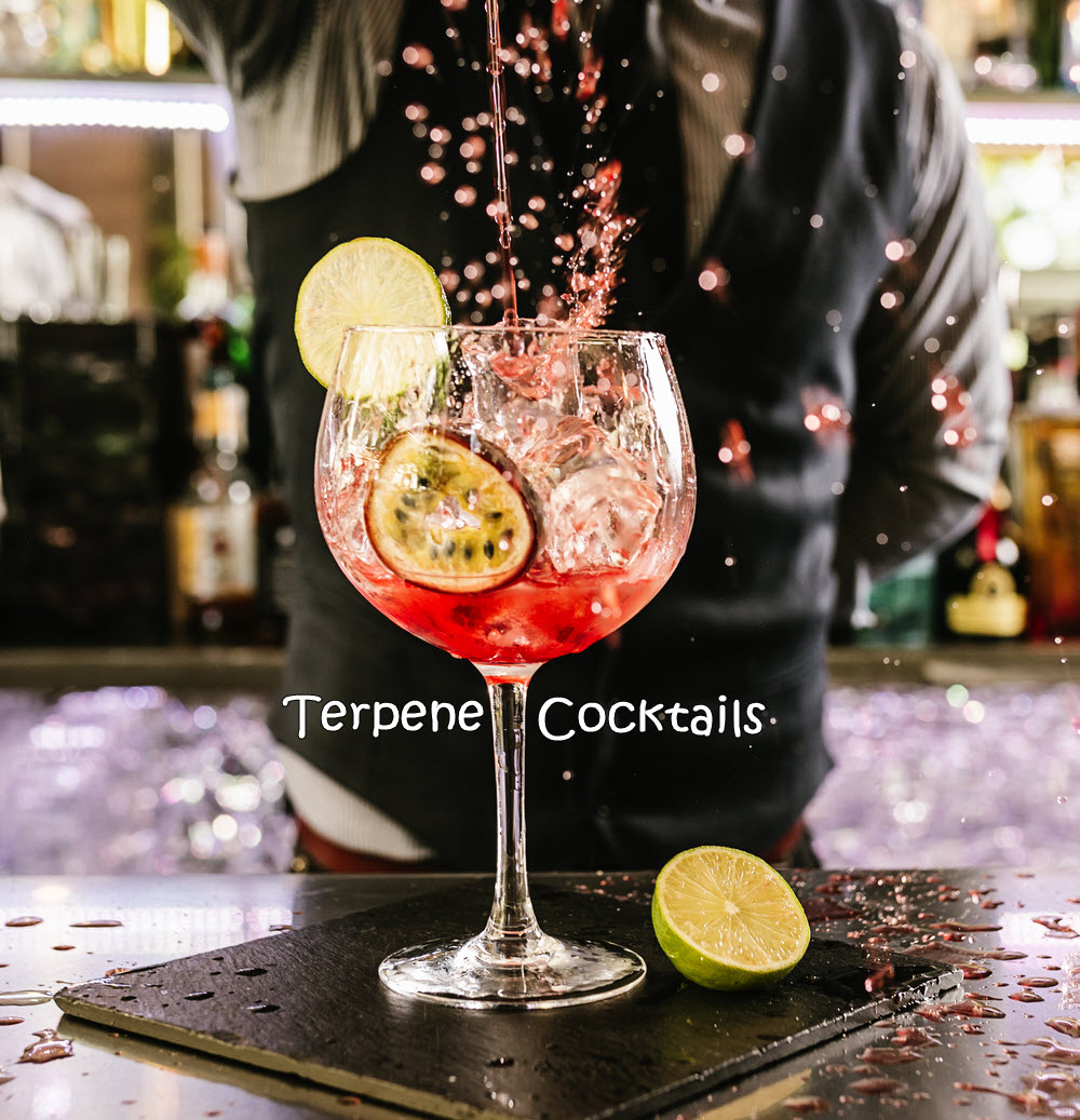 terpenecocktails - How Do You Make a Cannabis-Infused Mojito?