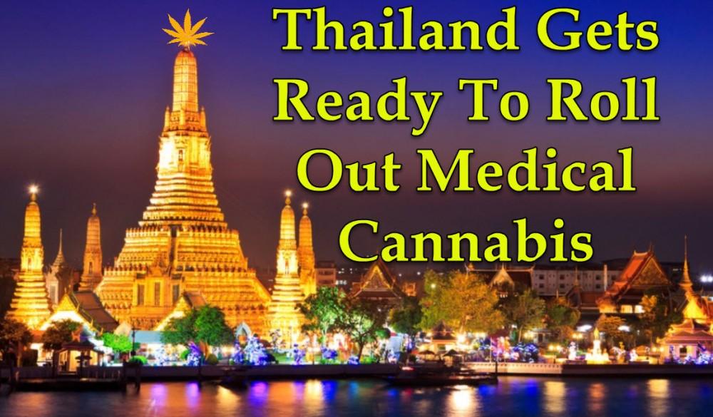 thailand on medical marijuana