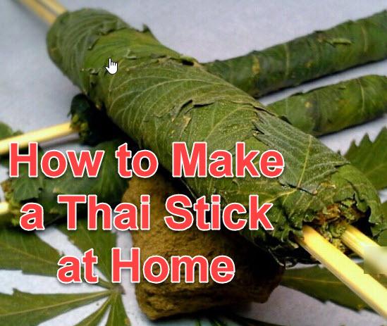 HOW TO MAKE THAI STICKS