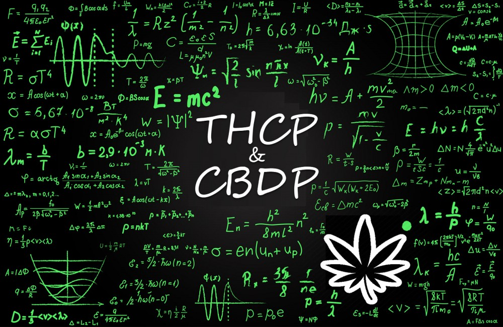 WHAT IS THCP AND CBDP