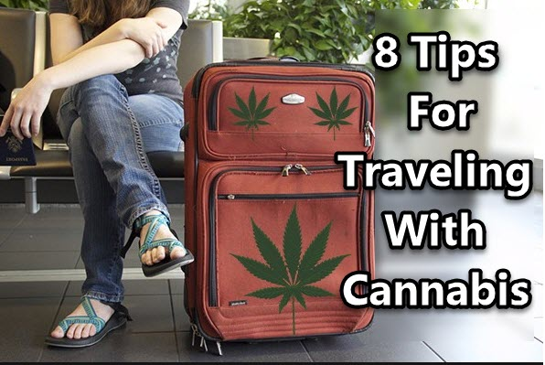 HOW DO YOU TRAVEL WITH MARIJUANA