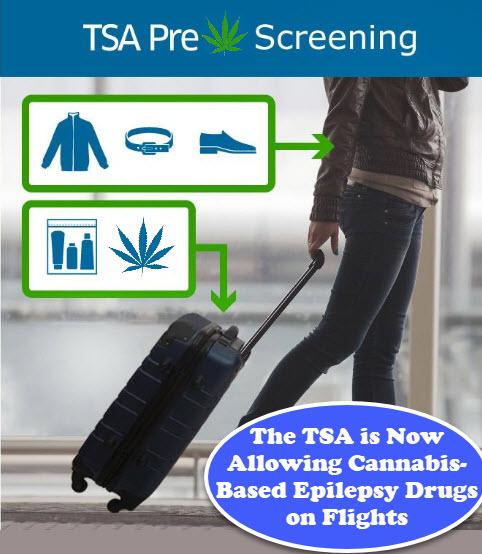 tsa cannabis medicine
