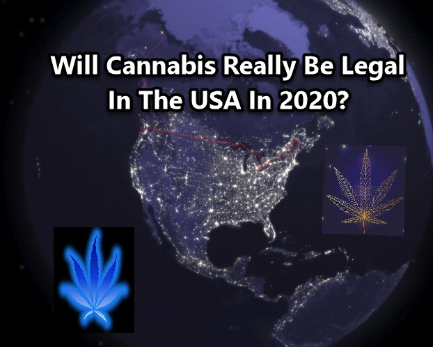USA CANNABIS LAW 2020