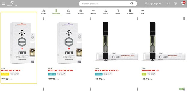 thcv vape cards enden extracts