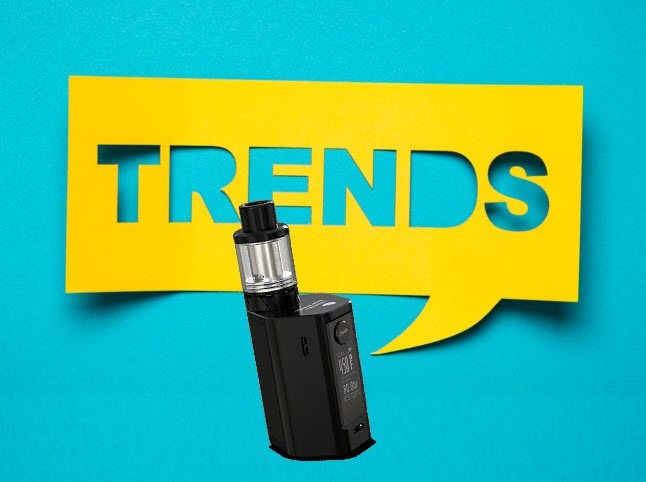 vapepentrends - What are the Biggest Trends in Vape Pens We've Seen This Year?