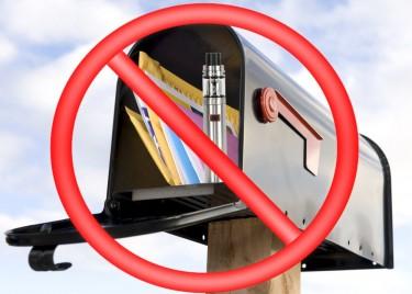 USPS bans vaping products