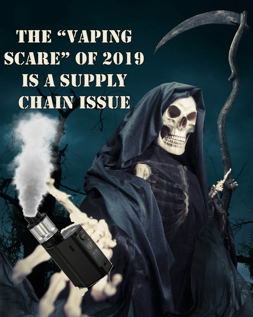 THE 2020 VAPING SCARE
