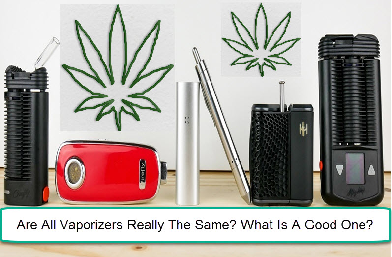 ARE ALL VAPE PENS THAT SAME?