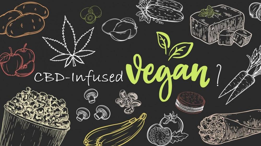 cbd vegan recipes food
