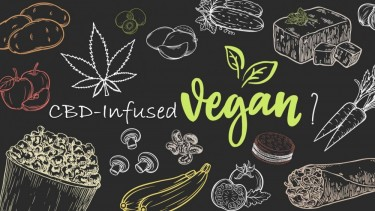 CBD INFUSED VEGAN FOOD RECIPES