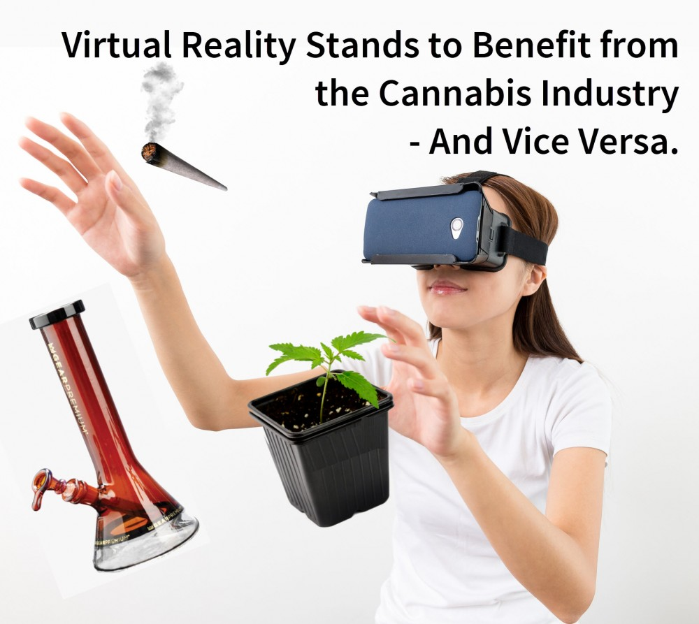 virtual reality and cannabis
