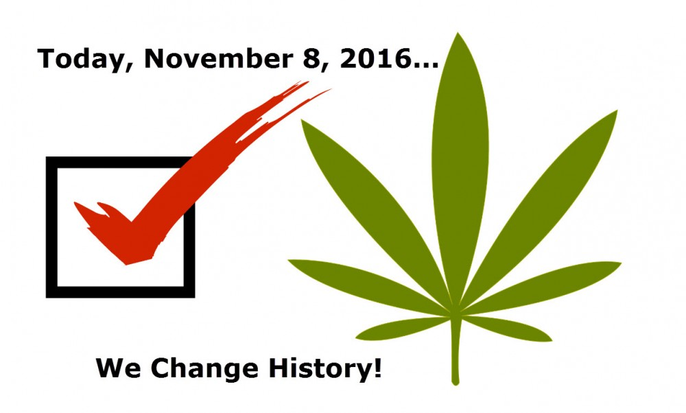VOTING TO LEGALIZE CANNABIS