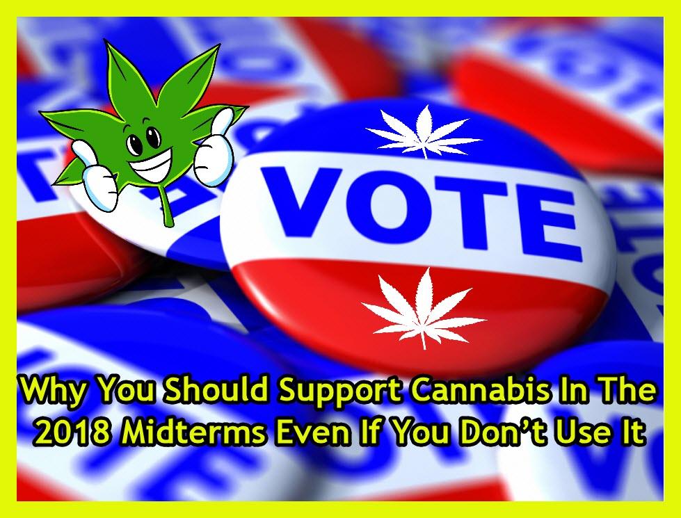 VOTE FOR LEGAL MARIJUANA