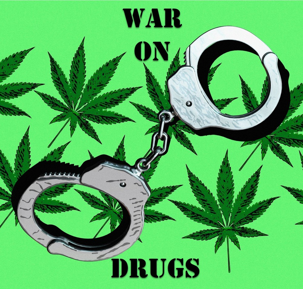 warondrugs - The Futility of the War on Drugs in 2020