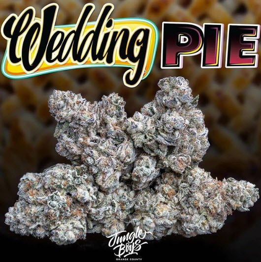 weddingpiestrain - 10 Best Cannabis Strains from California in 2020