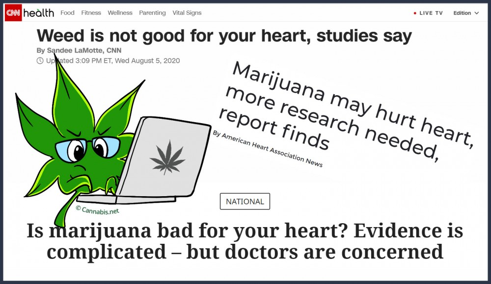 weedandhearthealth - Is Cannabis Bad for Your Heart or was That Just a Clickbait Headline?