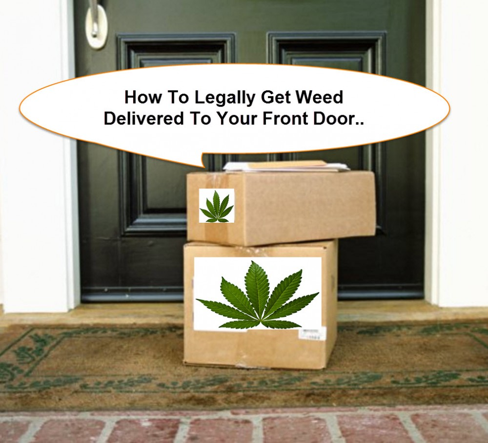 WEED DELIVERY IDEAS