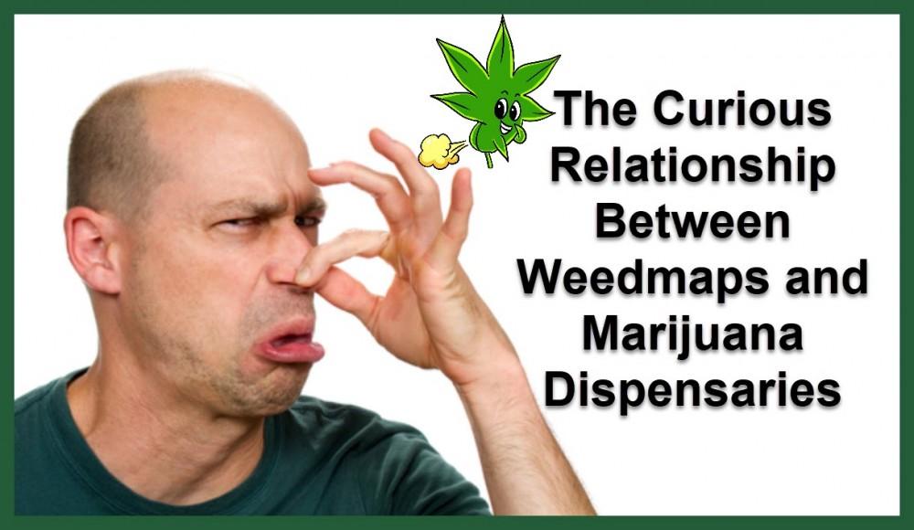 WEEDMAPS AND DISPENSARIES IN CA