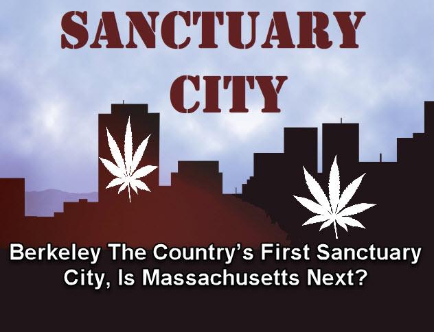 SANCTUARY CITY FOR MARIJUANA