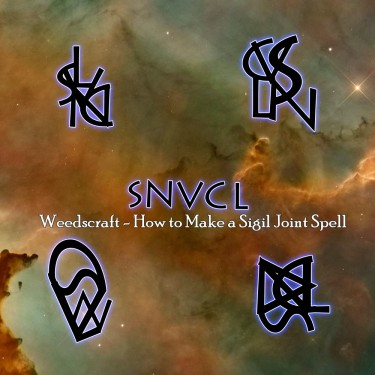 HOW TO DO A WEED SPELL