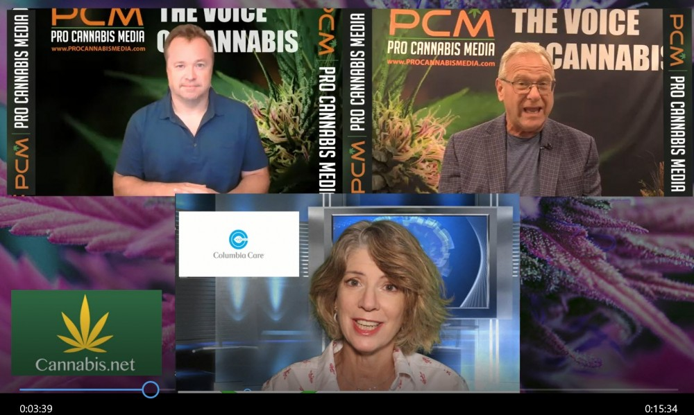 CANNABIS TV SHOWS BUSINESS