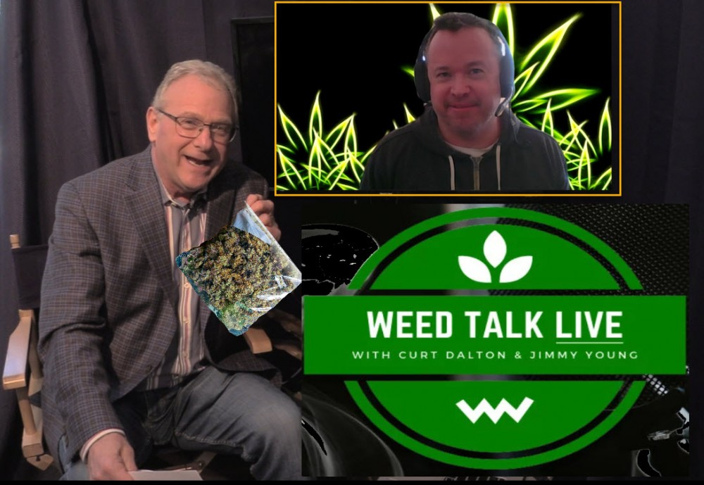cannabis youtube show live