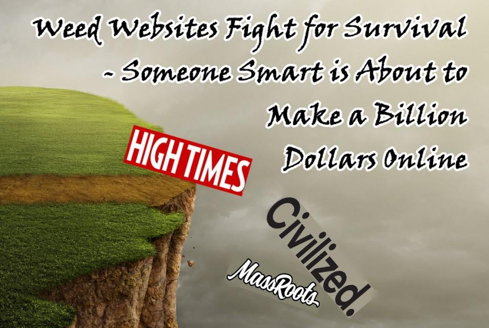 weed websites online