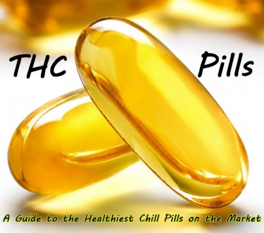 THC PILLS TO CHILL OUT