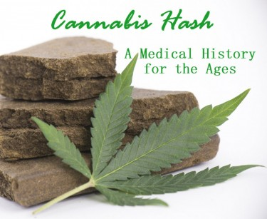 WHAT IS CANNABIS HASH HISTORY
