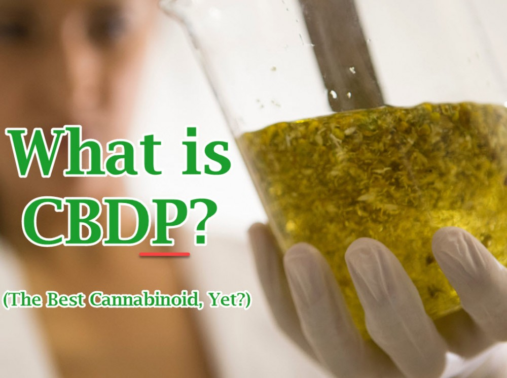 cbdp and what it is