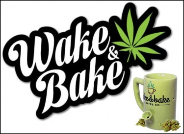 what is wake and bake