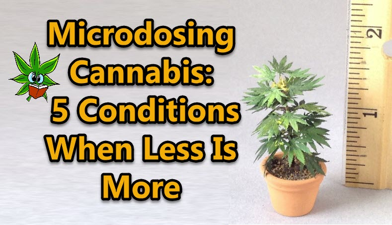 microdosing cannabis rules