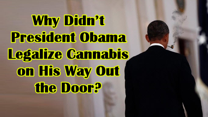 president obama on marijuana legalization