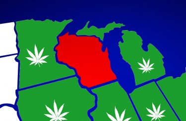 Wisconsin legalizes weed