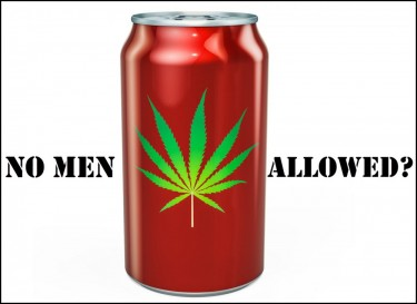 WHY ARE WOMEN BUYING WEED BEVERAGES