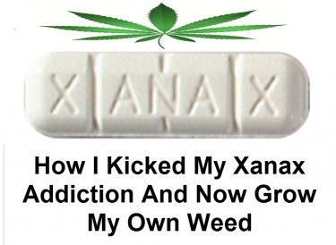WEED FOR XANAX