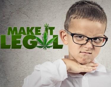 legalizing marijuana will kill your kids