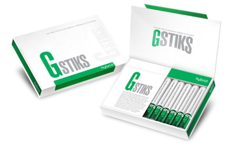 G-STICK - Hybrid Preroll OC3 Dispensary - Santa Ana