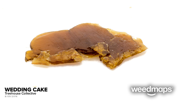 med flower rosin   wedding cake concentrate treehouse